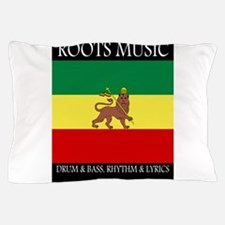 Roots-Music-Flag-Ethiopia-iPad.png Pillow Case