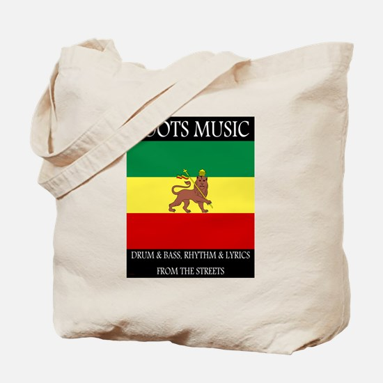Roots-Music-Flag-Ethiopia-iPad.png Tote Bag