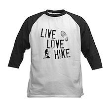 Live, Love, Hike Baseball Jersey