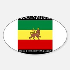 Roots-Music-Flag-Ethiopia-iPad Decal