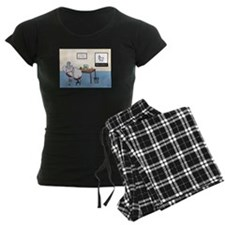 Sheep Slacker Pajamas