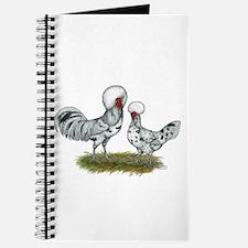 Polish Splash Chickens Journal