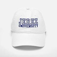 JEREZ University Baseball Baseball Cap