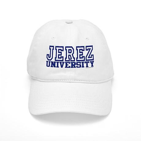 JEREZ University Cap