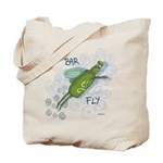 Bar Fly Drinking Tote Bag