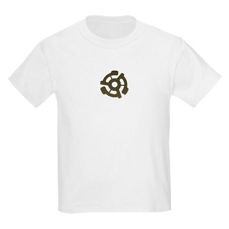 Record Adapter Kids Light T-Shirt