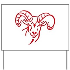 RAM Yard Sign