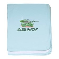 ARMY baby blanket