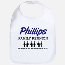 Phillips Family Reunion Bib