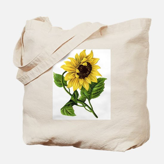 sunflower 01 Tote Bag