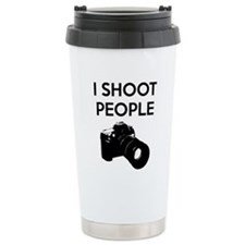 Cute Camera film Travel Mug