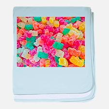 Gum Drops! baby blanket