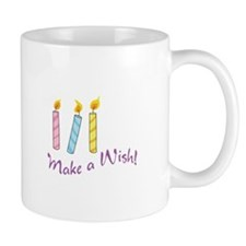 BIRTHDAY MAKE A WISH Mugs