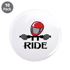 "RIDE 3.5"" Button (10 pack)"