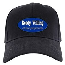 PRESCRIPTION FOR ABLE Baseball Hat