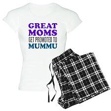 Great Moms Promoted Mummu Pajamas