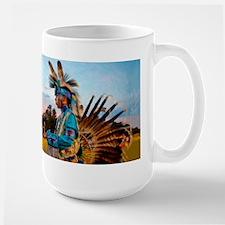 Fancydancer Large Mug