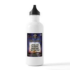 Christian Extremists Biblical List Water Bottle