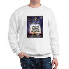 Christian Extremists Biblical List Sweatshirt