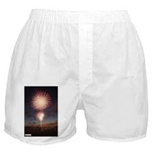 July 4 Fireworks  Boxer Shorts