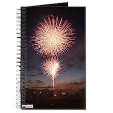 July 4 Fireworks Journal