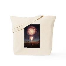 July 4 Fireworks  Tote Bag