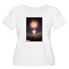 July 4 Fireworks  T-Shirt
