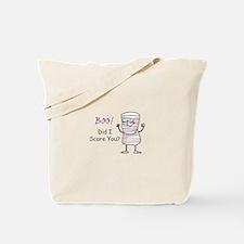 BOO MUMMY Tote Bag