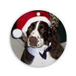 Gus Ornament (Round)