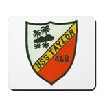 USS TAYLOR Mousepad
