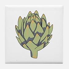 ARTICHOKE Tile Coaster