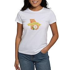 Georgia Flower Cherokee Rose T-Shirt