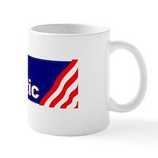 Peace is Patriotic Mug