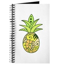 PAINTED PINEAPPLE Journal