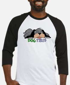 Dog Tired Baseball Jersey