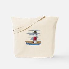 LIGHTHOUSE #7 Tote Bag