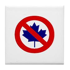 Anti-Toronto Tile Coaster