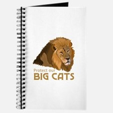 PROTECT OUR BIG CATS Journal