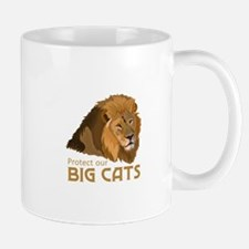PROTECT OUR BIG CATS Mugs