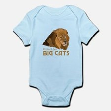 PROTECT OUR BIG CATS Body Suit