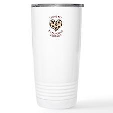LOVE MY CATAHOULA LEOPARD Travel Mug