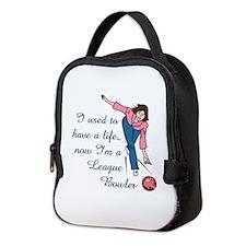 LEAGUE BOWLER Neoprene Lunch Bag