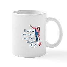 LEAGUE BOWLER Mugs