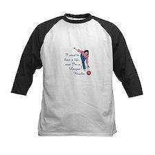 LEAGUE BOWLER Baseball Jersey