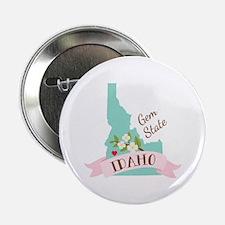"Idaho Gem State 2.25"" Button (10 pack)"