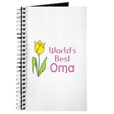 WORLDS BEST OMA Journal