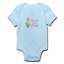 WORLDS BEST OMA Body Suit