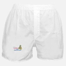 TRUE AMERICAN HERO Boxer Shorts