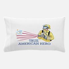 TRUE AMERICAN HERO Pillow Case