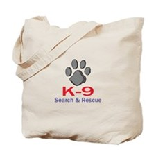 K-9 UNIT Tote Bag